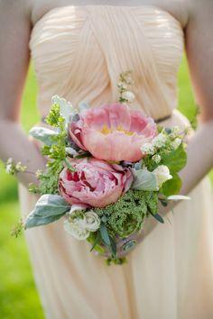 Ebb Flow Bridal Bouquet Green Bay Wi