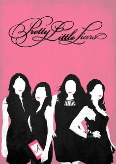 cool Pretty Little Liars art #prettylittleliars #dressapptv