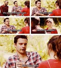 can't get over how funny this show is. LOVE #NewGirl