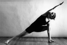 I love this pose -cause I can do it and it makes me feel strong :)