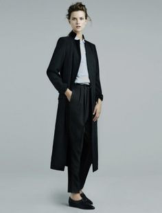 Zara Lookbook November 2011