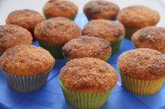 Tarçın ve Şeker Kaplı Elmalı Muffin | Reyhan'ın Mutfağı