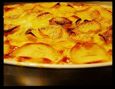 Gratin Dauphinois...makes any meal special.