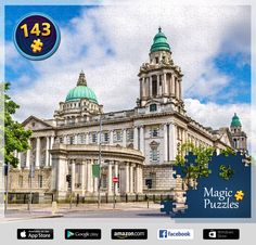 I've just solved this puzzle in the Magic Jigsaw Puzzles app for iPad. Image Storage, Puzzle Board, Taj Mahal, Jigsaw Puzzles, Ipad, Magic, Building, Travel, Random