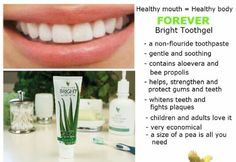 I love the toothgel!!!
