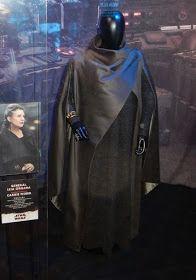 Carrie Fisher Star Wars: The Last Jedi Leia Organa costume