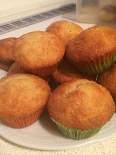 Muffins, Food And Drink, Cupcakes, Sweets, Drinks, Cooking, Breakfast, Recipes, Sweet Treats
