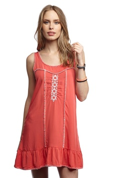 rio embroidered dress | Cotton On