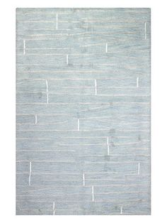 Greenwich Liverpool Hand-Tufted Silk and Wool Rug by Bashian Rugs at Gilt