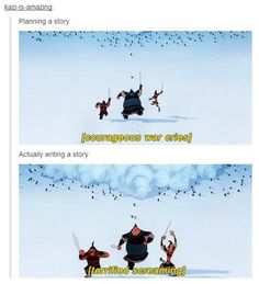 This is so accurate that it almost isn't funny.<<< but it is still funny Writing A Book, Writing Prompts, Writing Tips, Writing Papers, Writing Help, Writer Memes, Funny Jokes, Hilarious, A Writer's Life