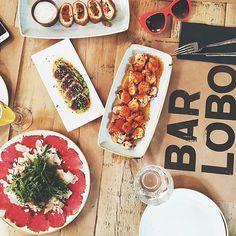 lunch @ Bar Lobo #Barcelona