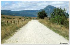 De camino a Abínzano