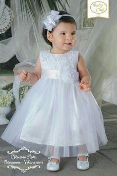 Baby Girl Dress Patterns, Little Dresses, Little Girl Dresses, Baby Dress, Cute Dresses, Girls Dresses, Flower Girl Dresses, Baby Girl Baptism, Baptism Dress