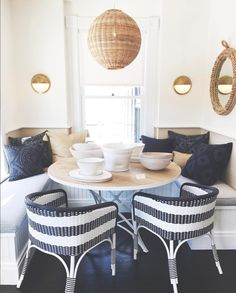 Banquette Seating, S