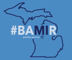 Michigan BAMR Tee