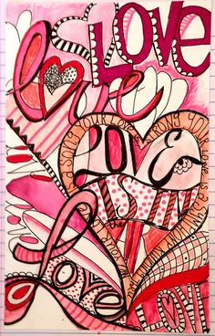 Letter Love Day by crafty75, via Flickr