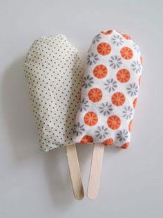 Limmaland Schritt-für-Schritt Anleitung: Eis am Stil nähen für Kaufladen und Kinderküche