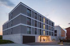 Haefeli Architekten Döttingen Switzerland Architects Switzerland, Multi Story Building, Architecture, Homes