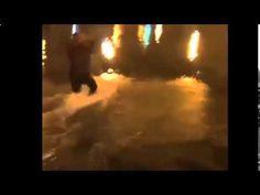 Kanye West Jumps Into Swan Lake While Performing In Yerevan, Armenia 4.1...