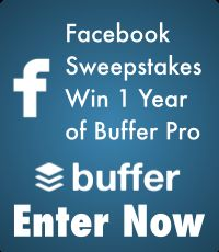 Buffer is an awesome social media tool and app for Facebook, Twitter, and LinkedIn
