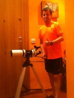 #Sorteos #Checkalia Telescopio