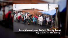 Save Minamisoma Project Charity Event June 26 2013: Help Us Make Our 50t...