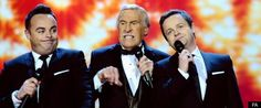 ant and dec | ... 2012: Bruce Forsyth Shows Ant And Dec How Its Done In Musical Number