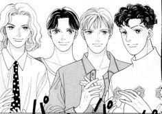 HYD (L-R) : Akira Mimasaka, Sojirou  Nishikado, Rui Hanazawa, Tsukasa Domyouji