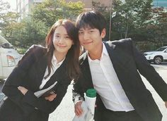 """Yoona and Ji Chang Wook - tvN """"The K2"""""""