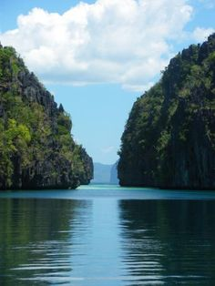 Big Lagoon in El Nido, Palawan, Philippines, a Magical place.
