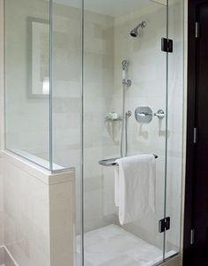 belle douche!