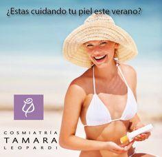 ¿Estás cuidando tu piel este VeRaNo? ... #protectorsolar #verano #cuidadosfaciales #perfectskin #spf50