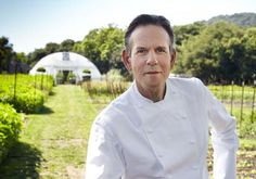 What Meryl Streep, Steven Spielberg, Warren Buffett, and Michael Jordan are to their professions, chef Thomas Keller is to his. In culinary circles, he is the guy. Six months shy of his 60th birthday, Keller is already a legend, an icon, the gold standard of what it means to be a chef in this country.