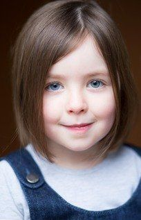 Fifi Hart plays young Sybbie Branson in the 5th season of Downton Abey
