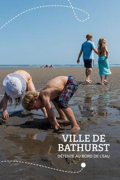 La randonnée sable et soleil | Arrêt no 1 - VILLE DE BATHURST : Située au creux de la baie des Chaleurs, cette jolie ville du nord du Nouveau-Brunswick est dotée de charme côtier et de plages dorées à ne pas manquer.