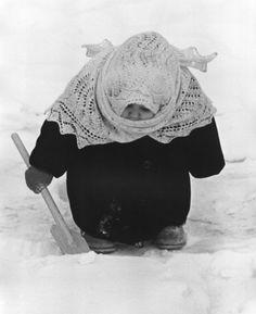 "Vladimir Lagrange - ""Granny"", 1961. °"