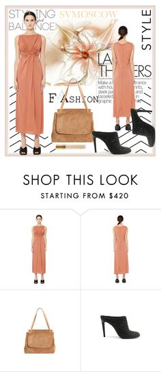 """""""Fashion Svmoscov"""" by car69 ❤ liked on Polyvore featuring The Row, Haider Ackermann, MAC Cosmetics and svmoscow"""