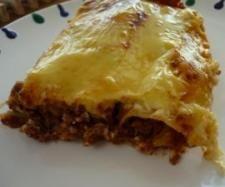 Rezept Cannelloni al forno - > ohne viel Aufwand Rezept des Tages 27.01.14 von Heimchen - Rezept der Kategorie Hauptgerichte mit Fleisch
