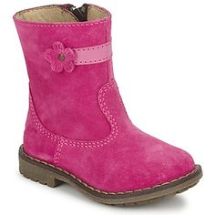 Comfort, style and quality: everything comes together in this boot designed by Citrouille et Compagnie, to the delight of little ones and their parents. Thanks to its zipper, they'll be able to put them on easily, just like a grown up! - Colour : Fuschia - Shoes Child £ 43.85