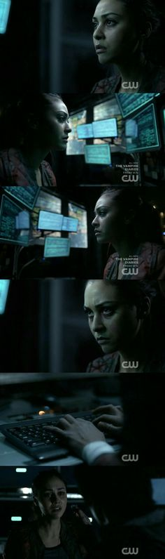 """#The100 3x14 """"Red Sky at Morning"""" - Raven"""