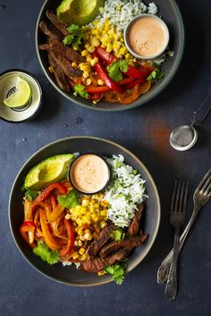 Confort Food, Poke Bowl, Batch Cooking, Falafel, Tex Mex, Meal Prep, Nutrition, Lunch, Healthy Recipes
