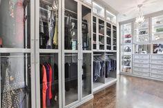 Custom Closets | Closet Organization Design | Closet Factory Diy Master Closet, Luxury Closet, Custom Closets, Closet Designs, Closet Organization, Home Decor, Custom Cabinetry, Decoration Home, Room Decor
