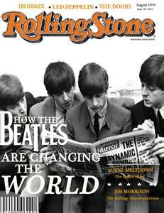 The Rolling Stones Magazine Cover « myblognotyoursz