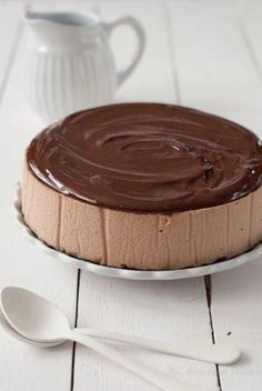 Nutella Cheesecake por avelã