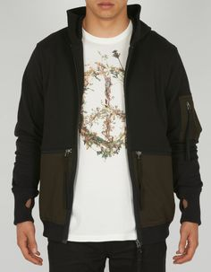 7024 DUALITY HOODED SWEAT