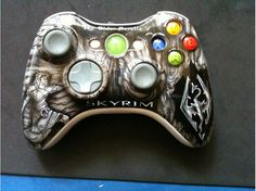 cosplay+dark+brotherhood | Skyrim xbox 360 controller » Echomon.co.uk