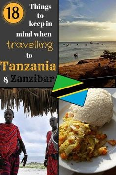 18 Things to keep in mind when travelling to Tanzania and Zanzibar #AfricaTravelTanzania