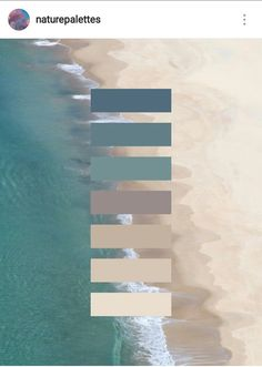 The best way to choose your wedding color palette . - The best way to choose your wedding color palette … – pa …, - Pintura Exterior, Colour Pallette, Bedroom Colour Palette, Color Palette Blue, Nature Color Palette, Color Tones, Paint Colors For Home, Paint Colours, Wall Colors
