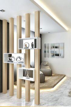 Home Interior Design, Living Room Tv Unit Designs, Bedroom Furniture Design, House Interior, Living Room Decor, Home Room Design, Living Room Design Modern, Living Room Partition Design, Tv Room Design