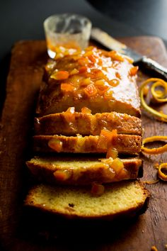Recipe: Orange marmalade cake || Photo: Andrew Scrivani for The New York Times